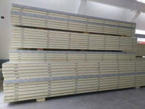 cold room PU pannel
